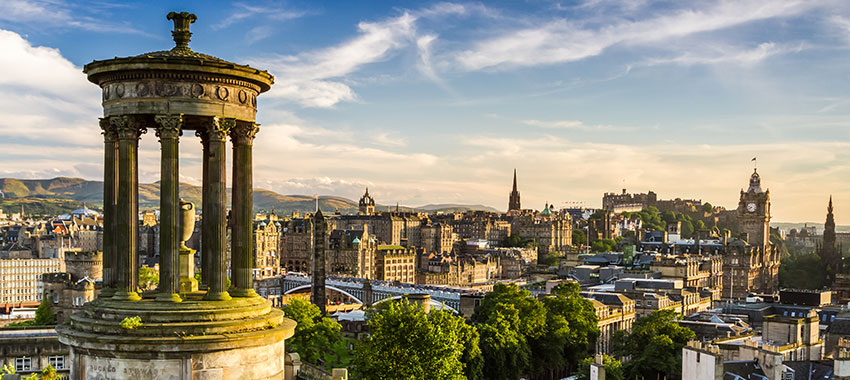 Scotland Sampler