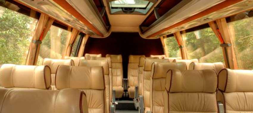 2012 Mercedes Coach