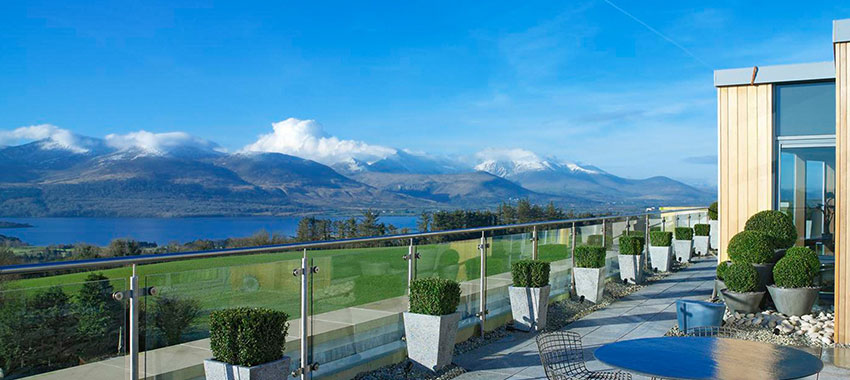 Aghadoe Heights Hotel Based Tour – Kerry