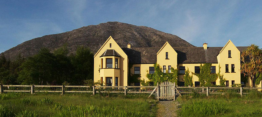 Lough Inagh Lodge