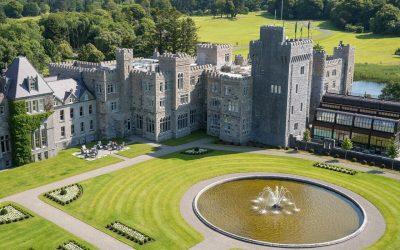 800 year old Ashford Castle