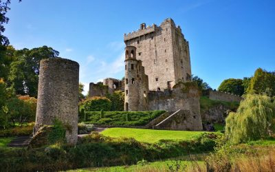 Blarney Castle & Kissing the Blarney Stone