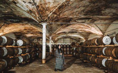 Deanston Distillery Tour