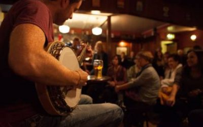 Dublin's Traditional Musical Pub Crawl