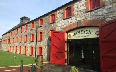 Jameson's Old Midleton Distillery