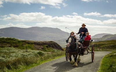 Killarney Jaunting Car Tour