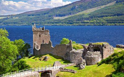 Loch Ness & Urquhart Castle