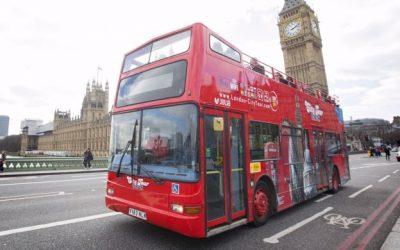 London Hop-on Hop-off Bus Tour