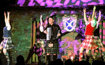 Scottish Dinner & Dance Show