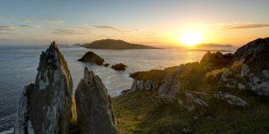 Blasket Islands from Dunmore Head
