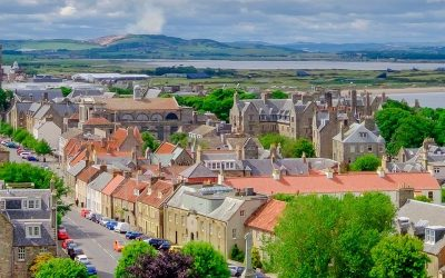 St Andrews town