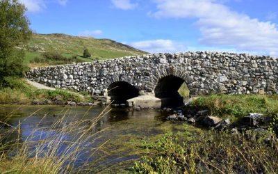 """""""The Quiet Man"""" bridge"""