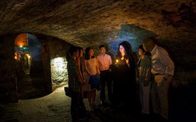 Underground Vaults Tour