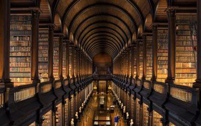 Long Room, Trinity College, Dublin