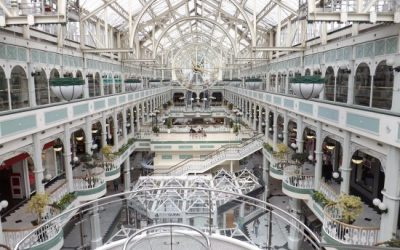 Dublin City shopping